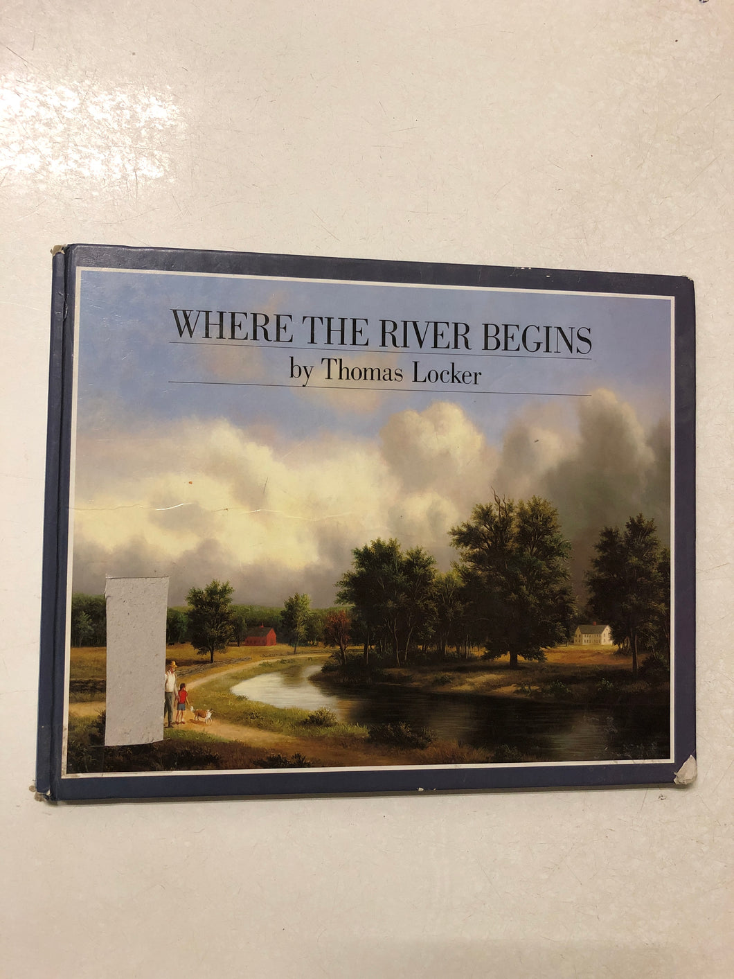 Where the River Begins - Slick Cat Books