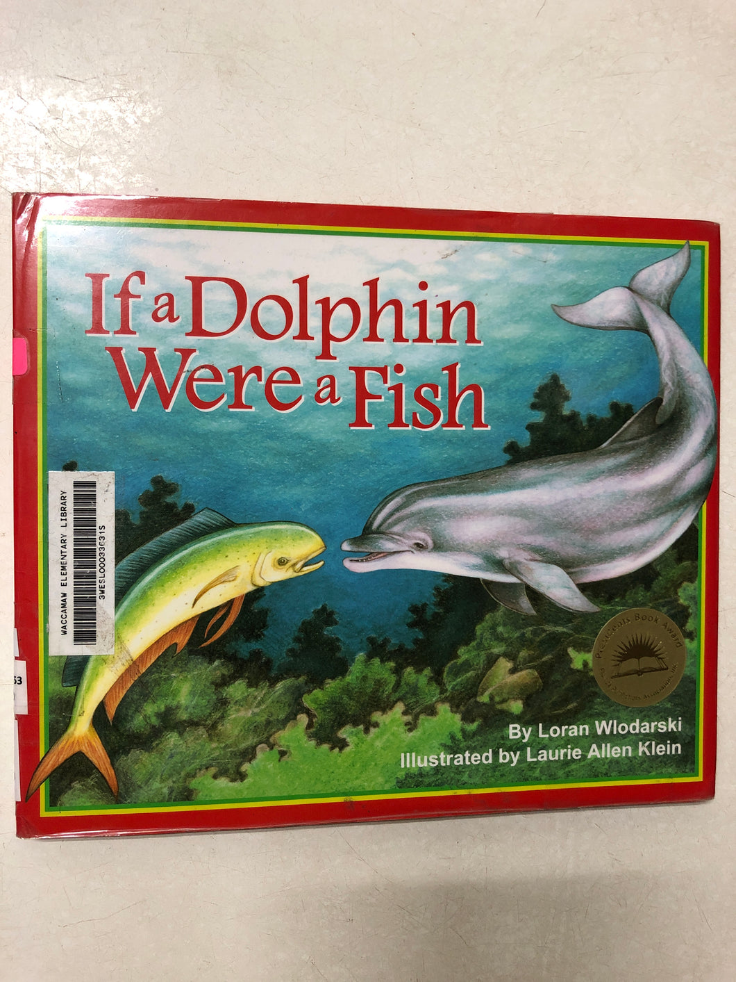 If a Dolphin Were a Fish - Slick Cat Books