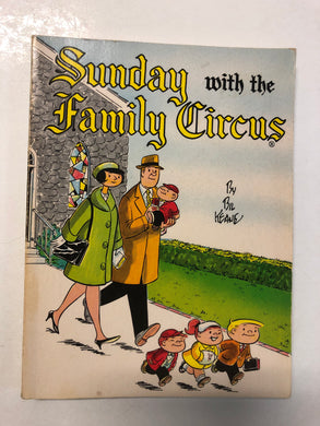 Sunday With the Family Circus - Slick Cat Books