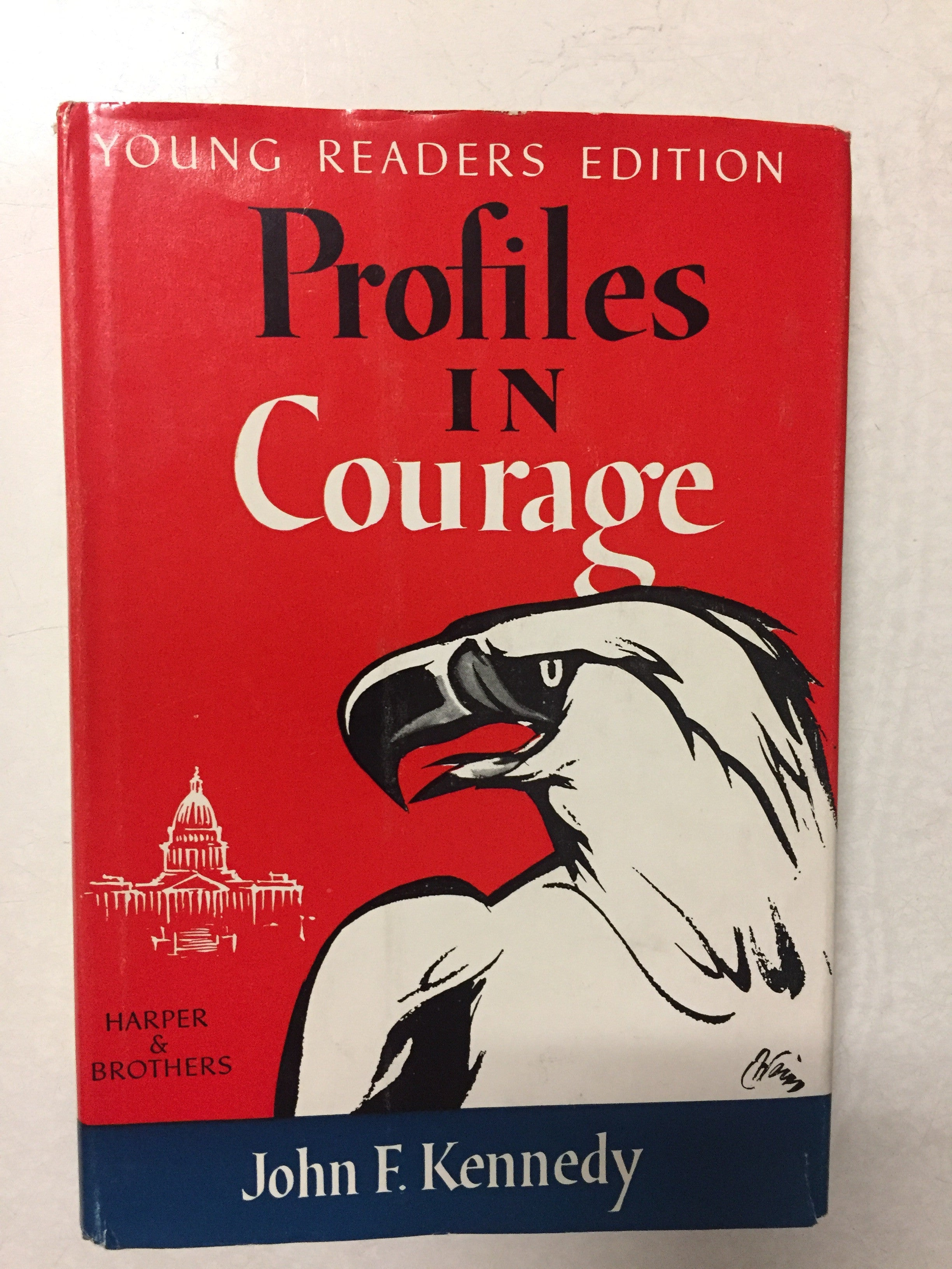 Profiles In Courage - Slickcatbooks