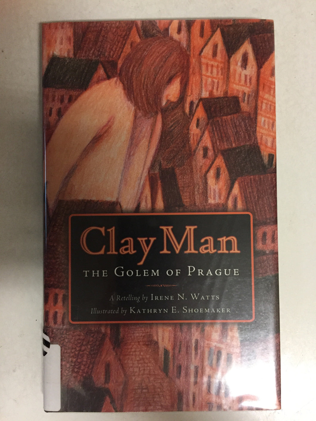 Clay Man The Golem of Prague - Slick Cat Books