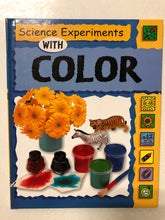 Science Experiments with Color - Slick Cat Books