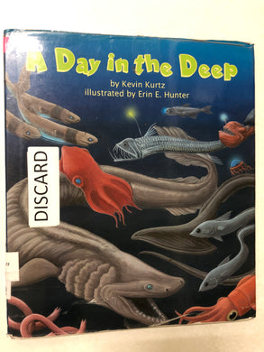 A Day in the Deep - Slick Cat Books