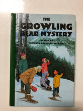 The Growling Bear Mystery - Slick Cat Books