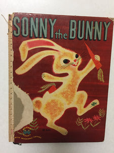 Sonny the Bunny - Slickcatbooks