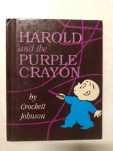Harold and the Purple Crayon  - Slick Cat Books