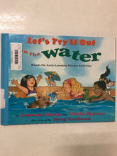 Let's Try It Out in the Water - Slick Cat Books