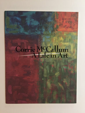 Corrie McCallum A Life in Art - Slick Cat Books