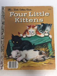 Four Little Kittens - Slickcatbooks