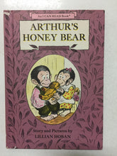 Arthur's Honey Bear - Slick Cat Books