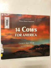 14 Cows for America - Slick Cat Books
