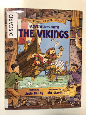Adventures With the Vikings - Slick Cat Books