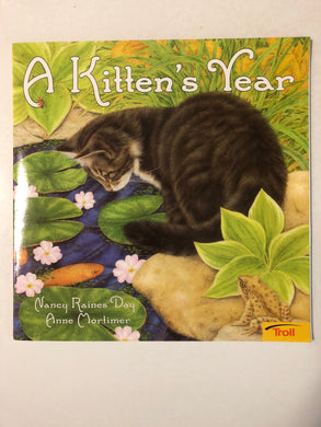 A Kitten's Year - Slick Cat Books