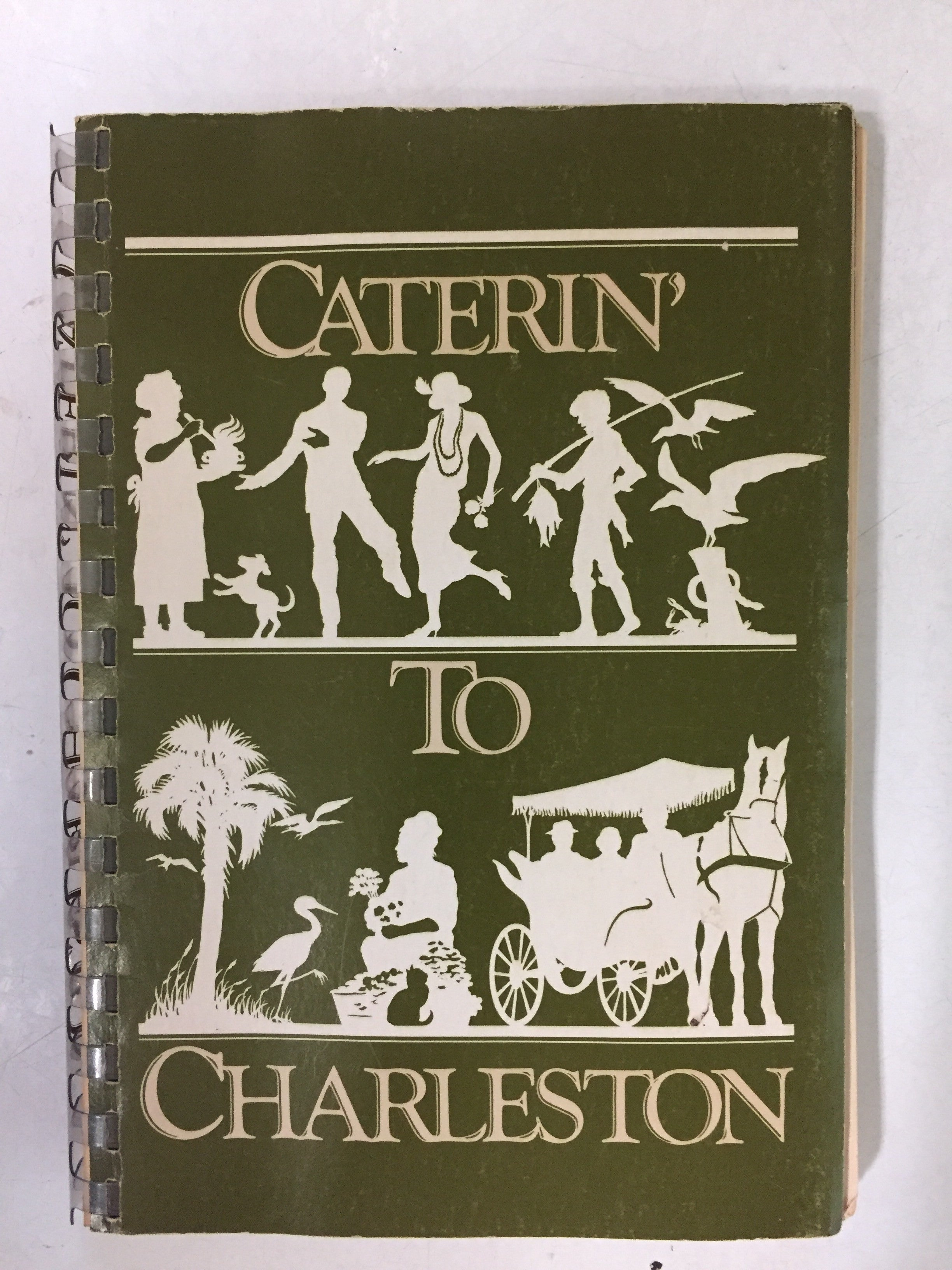 Caterin' To Charleston - Slick Cat Books