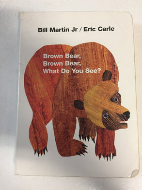 Brown Bear Brown Bear What Do You See - Slick Cat Books