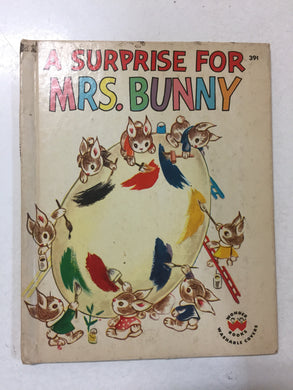 A Surprise for Mrs. Bunny - Slick Cat Books