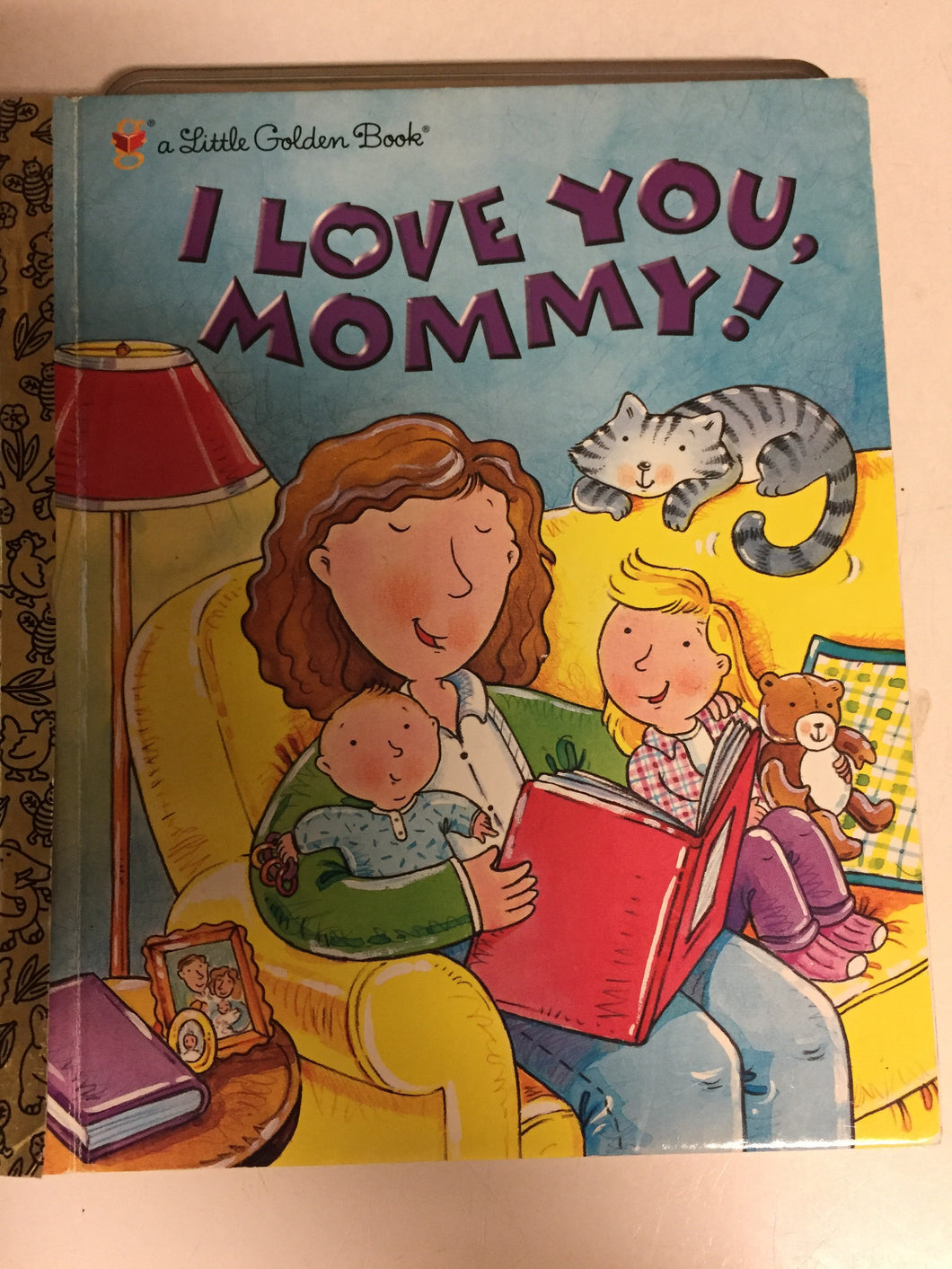 I Love You Mommy! - Slickcatbooks