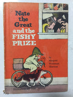 Nate the Great and the Fishy Prize - Slickcatbooks