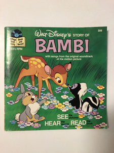 Walt Disney's Story of Bambi - Slick Cat Books