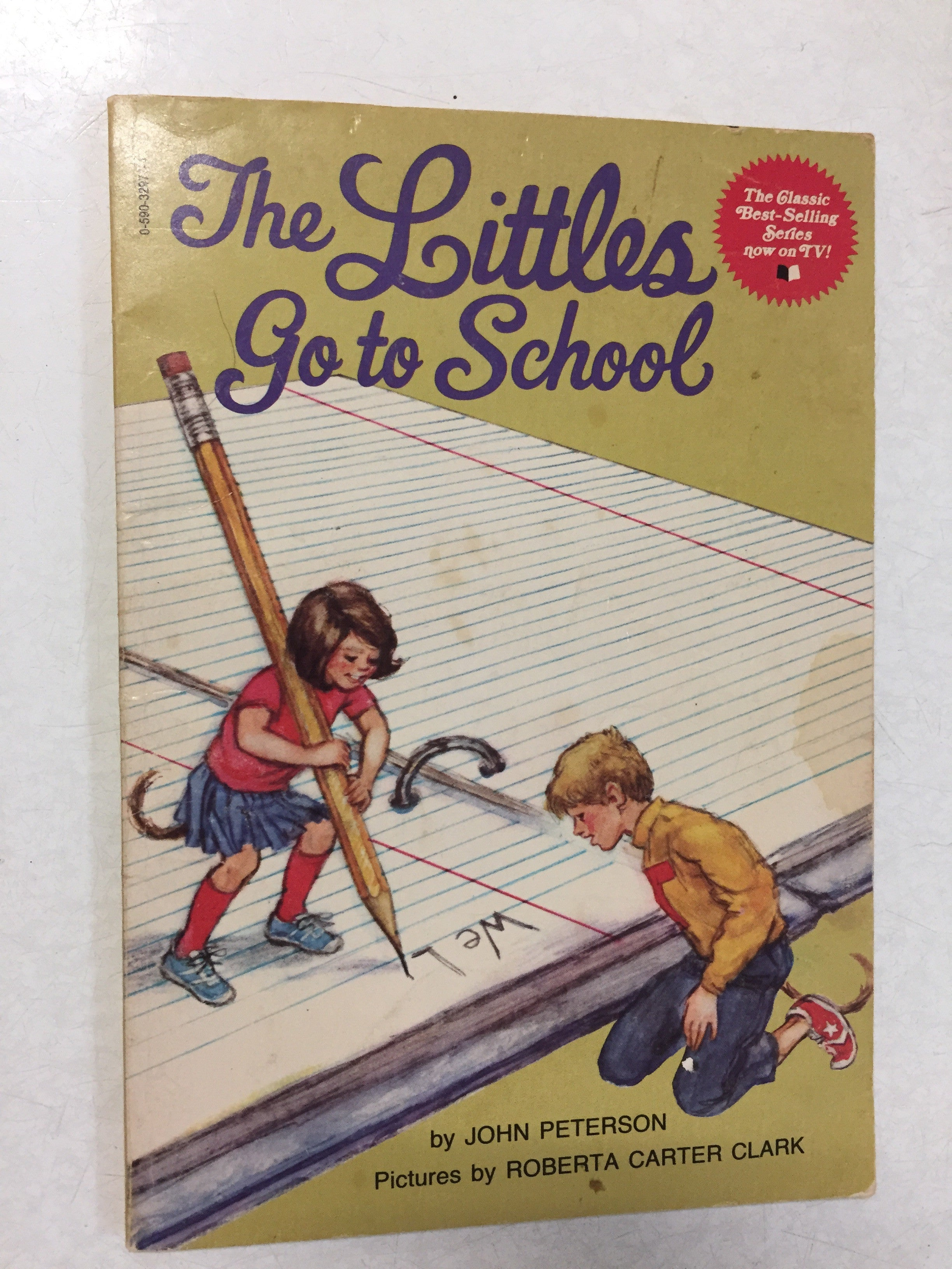 The Littles Go to School - Slickcatbooks