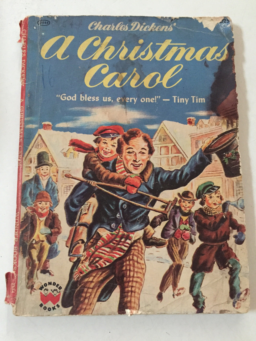 Charles Dickens' A Christmas Carol - Slick Cat Books