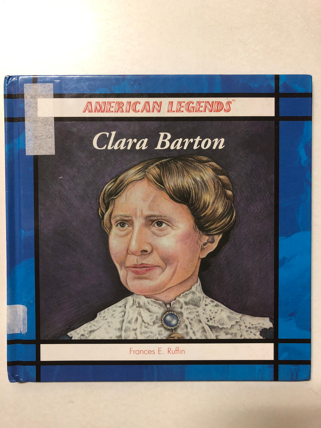 Clara Barton - Slick Cat Books