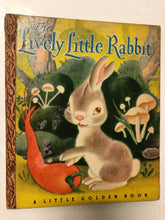The Lively Little Rabbit - Slick Cat Books