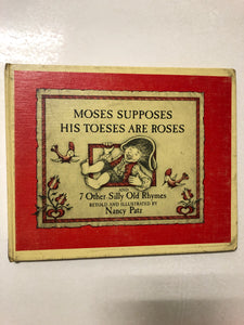 Moses Supposes His Toeses Are Roses - Slick Cat Books