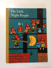 The Little Night People- Slick Cat Books
