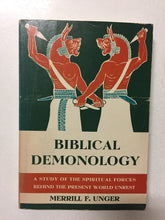 Biblical Demonology - Slick Cat Books