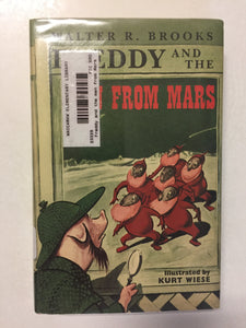 Freddy and the Men From Mars - Slick Cat Books