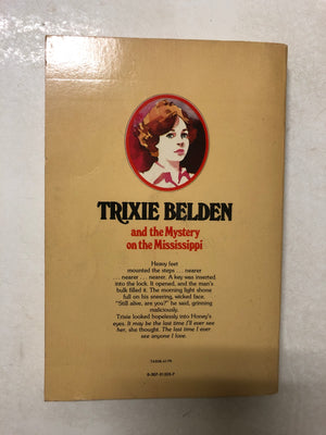Trixie Belden and the the Mystery on the Mississippi