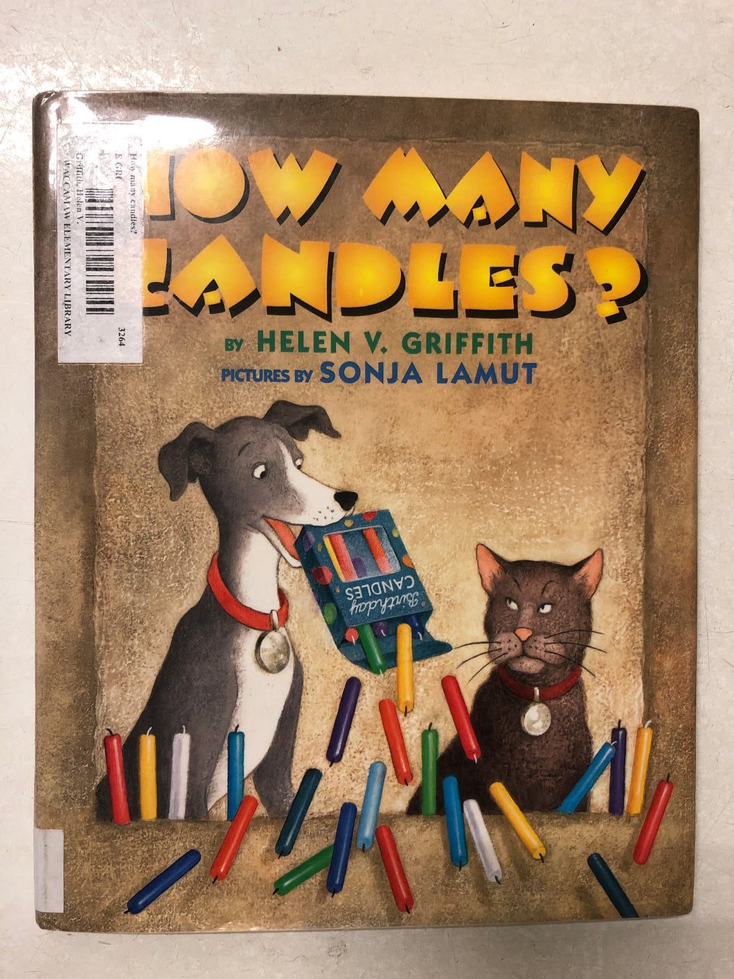 How Many Candles? - Slick Cat Books
