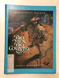 Big Men, Big Country - Slick Cat Books