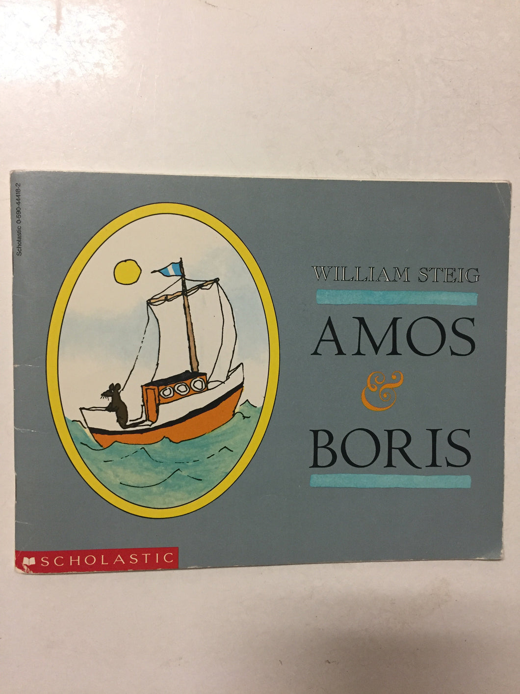 Amos & Boris - Slick Cat Books
