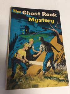 The Ghost Rock Mystery - Slickcatbooks