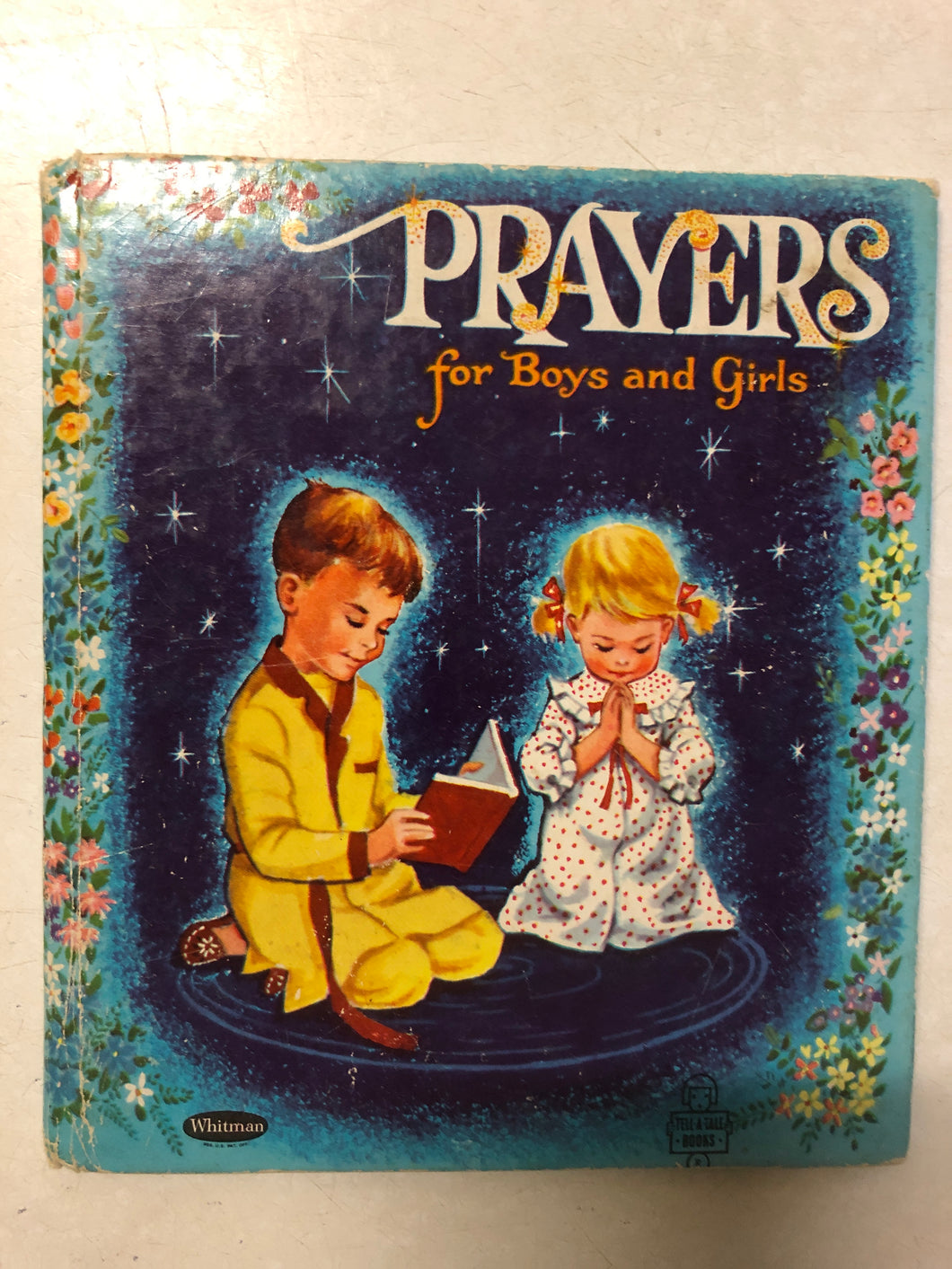 Prayers for Boys and Girls - Slick Cat Books