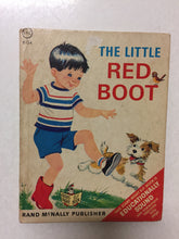 The Little Red Boot