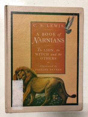 A Book of Narnians The Lion, the Witch and the Others - Slick Cat Books