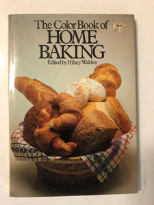 The Color Book of Home Baking - Slick Cat Books