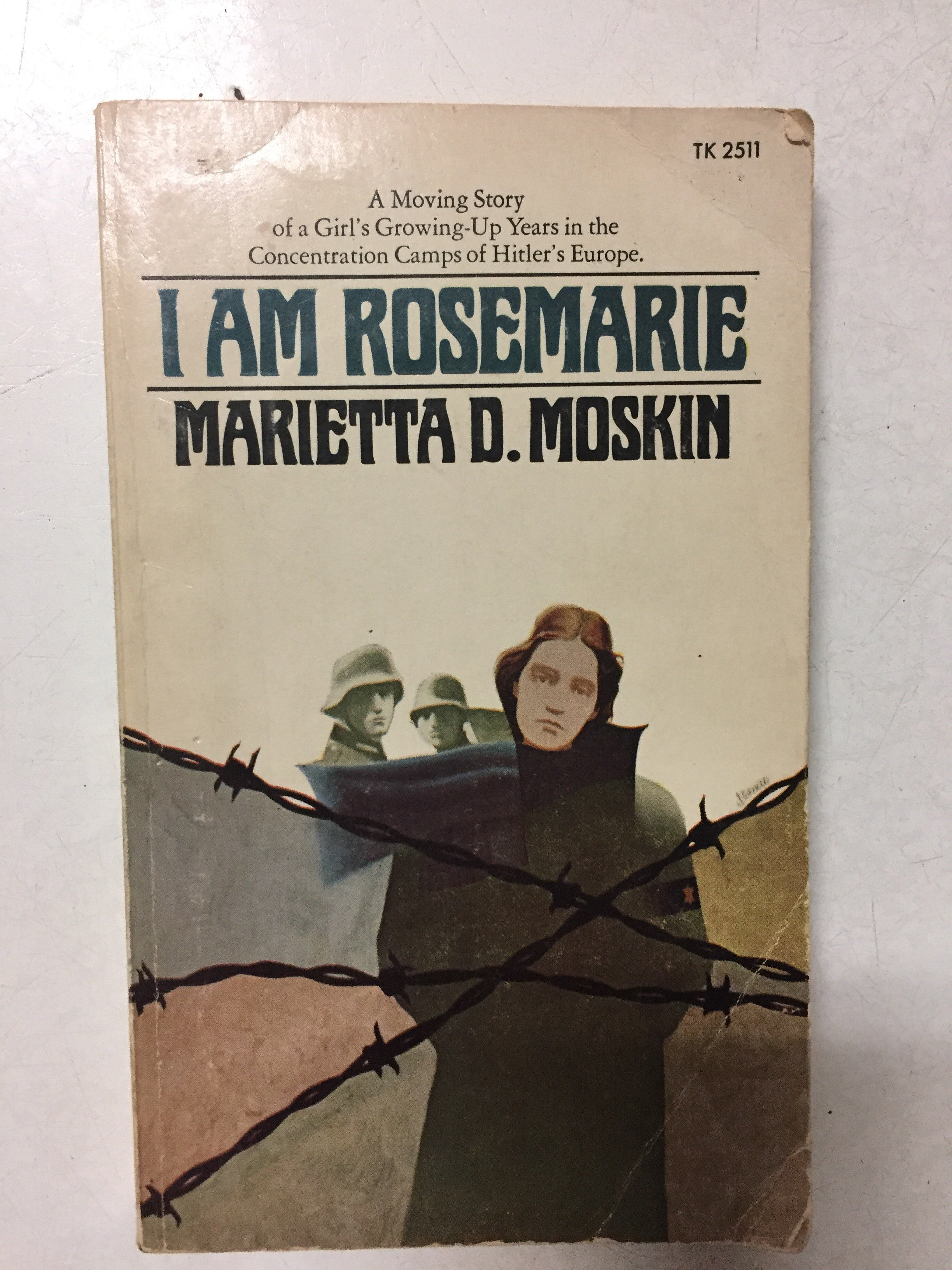 I Am Rosemarie - Slickcatbooks