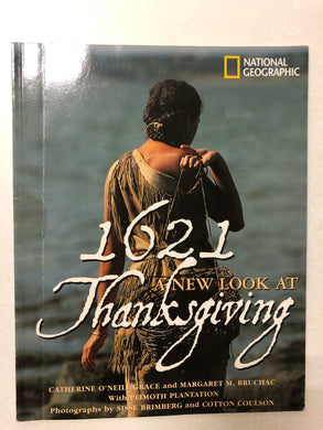 1621 A New Look at Thanksgiving - Slick Cat Books