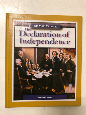 The Declaration of Independence - Slick Cat Books