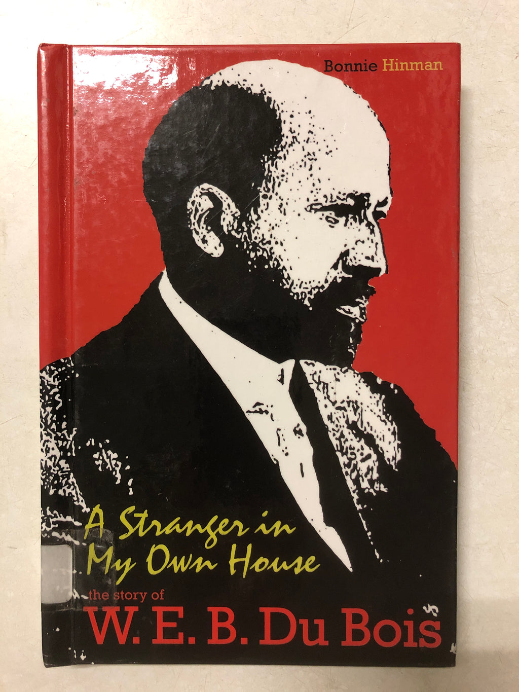 A Stranger in My Own House: The Story of W.E.B. Du Bois - Slick Cat Books
