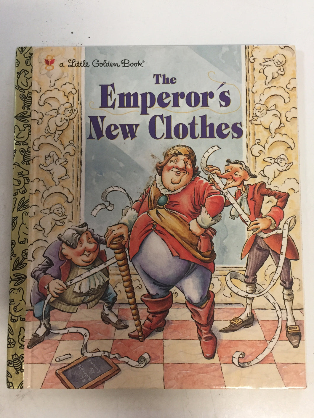 The Emporer's New Clothes - Slickcatbooks