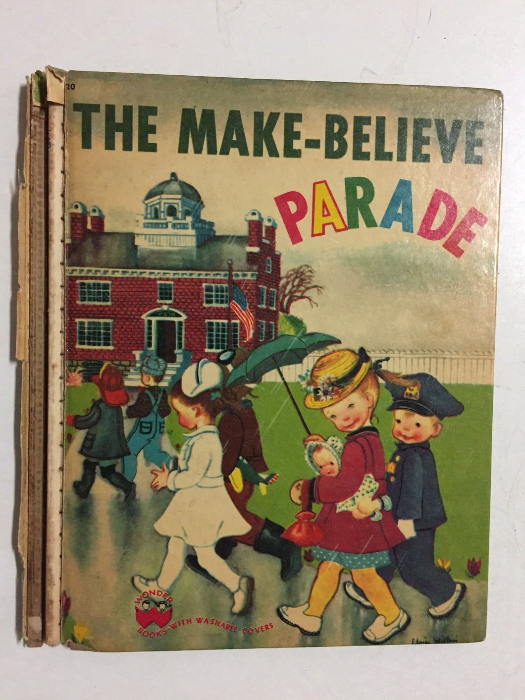 The Make-Believe Parade - Slick Cat Books