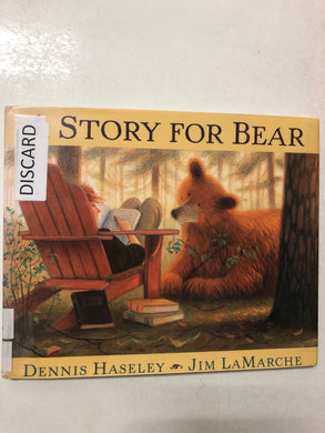 A Story for Bear - Slick Cat Books