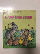 Little Gray Rabbit - Slick Cat Books