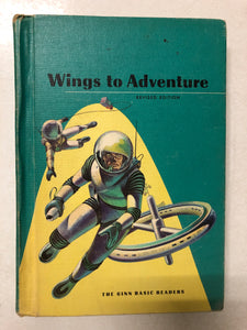 Wings to Adventure - Slick Cat Books