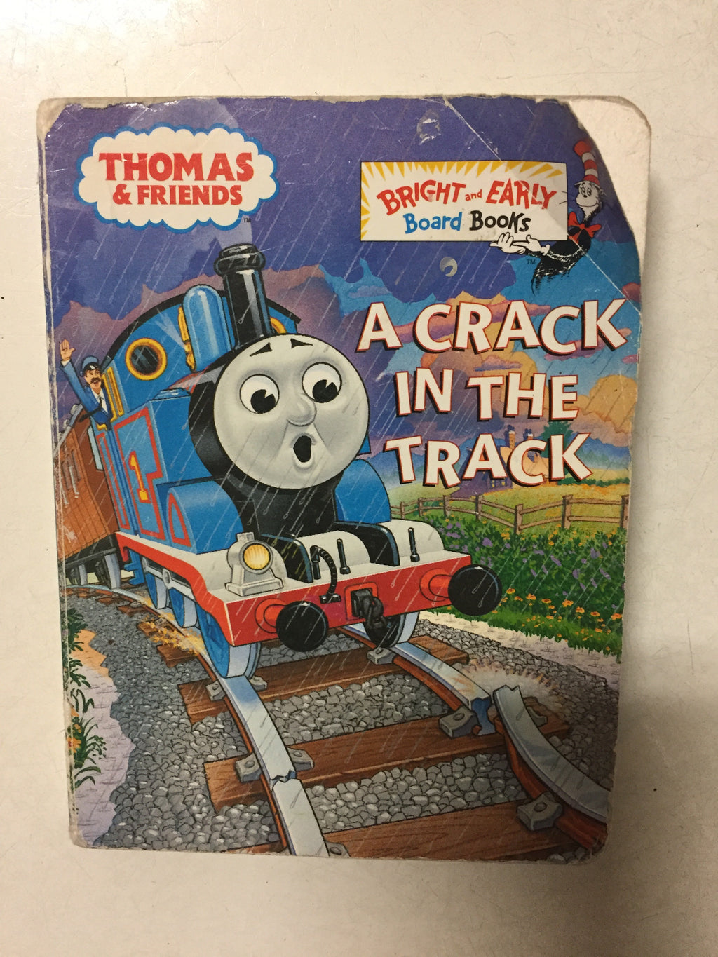 A Crack in the Track - Slick Cat Books